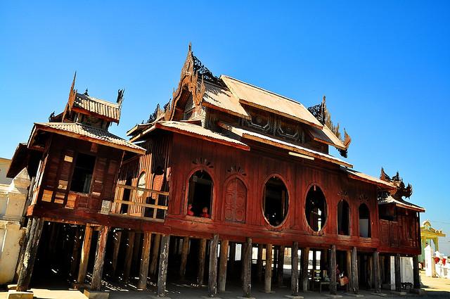Shwe Yan Pyay pagoda