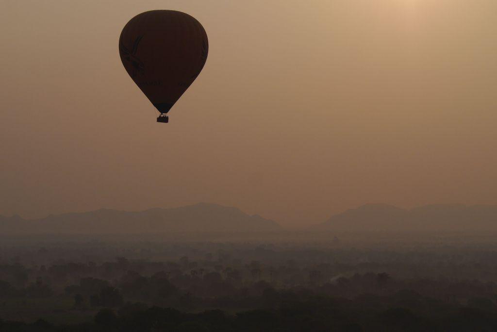 Sunrise Balloons Bagan