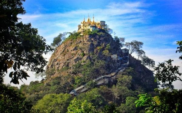 Myanmar 9 days tour