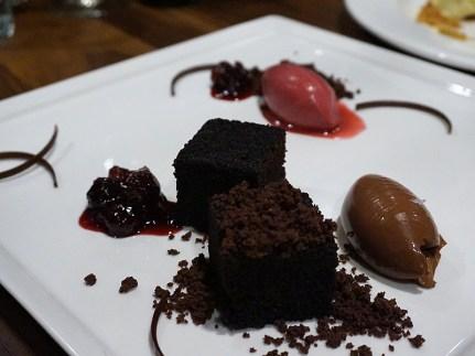 Brasserie Zentral - Black Forest Cake