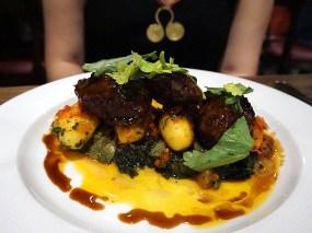 Brasserie Zentral - Pork Cheeks