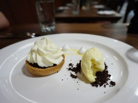 Lemon-Chocolate Tart