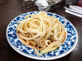 Cold Steamed Noodle