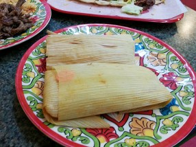 Maya Cuisine: Tamales