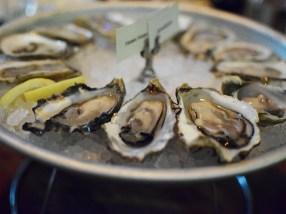 Meritage: Oysters, Hama Hama