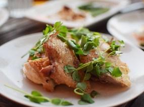 Grand Cafe: Chicken