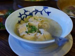 Szechuan Impression: Wonton Chicken Soup