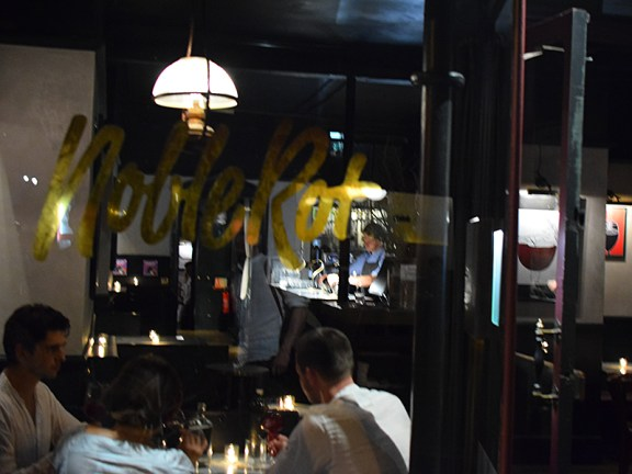 Noble Rot: Exterior