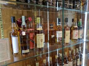 Various Old Whiskies