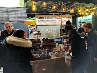 Borough Market: Mexican ingredients