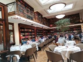 The Cinnamon Club: Dining room