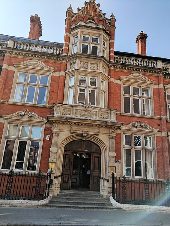 The Cinnamon Club: Westminster Library
