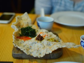 A. Wong: Prawn Cracker