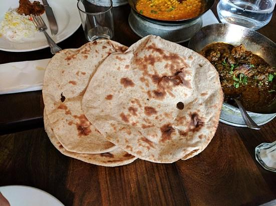 Lahore Kebab House: Rotis