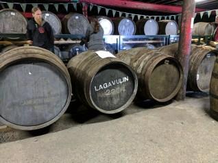 Lagavulin: More Warehouse Experience casks