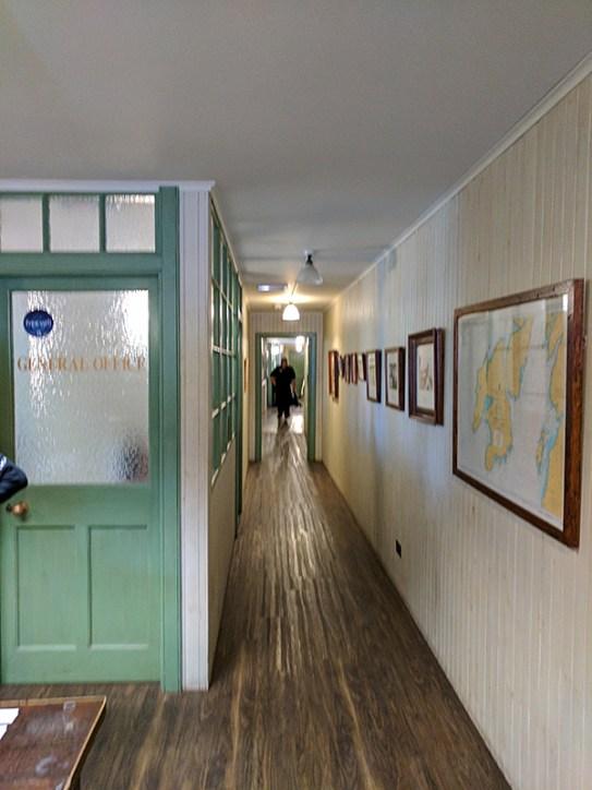 Lagavulin: The corridor to the sitting room