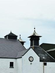 Laphroaig: Pagoda roof