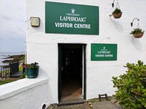 Laphroaig: The visitor centre