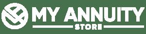 My Annuity Store White Logo