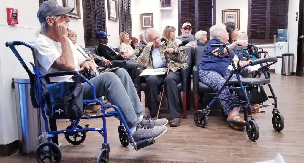 Nursing home lobby my annuity store, inc alternatives to long term care insurance page