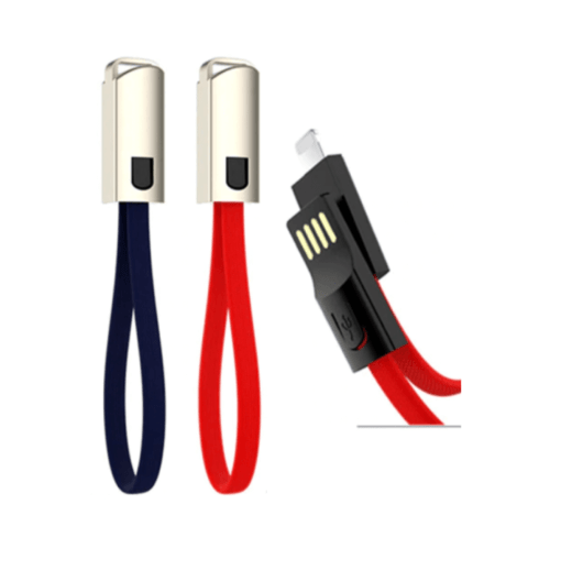 Keychain USB Charger For iPhone