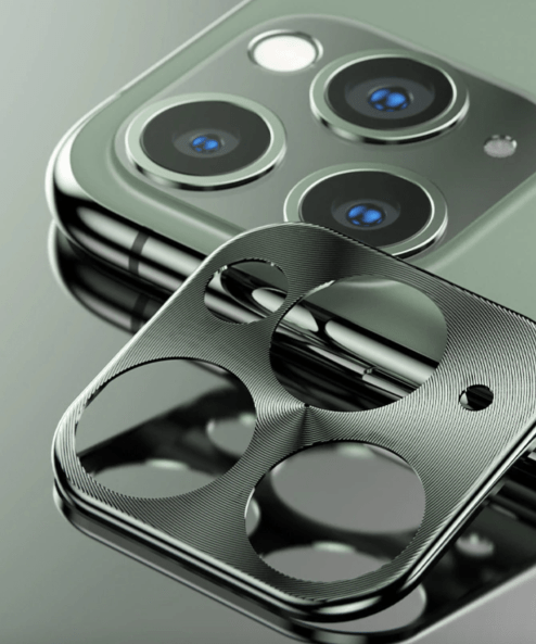 Metal Rear Camera Lens Case Cover for iPhone 11 series