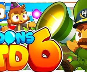 Bloons TD 6 Apk + Mod Money + Data Free on Android