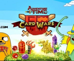 Card Wars – Adventure Time Apk + Data Obb Free on Android