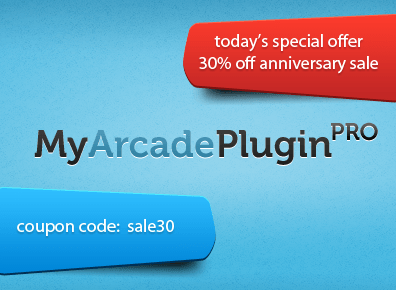 MyArcadePlugin Offer