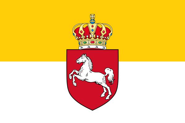 bandiera regno di hannover