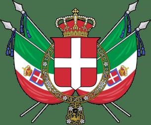 Stemma del Regno d'Italia (1848 - 1870)