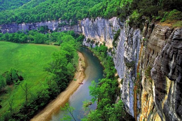 501 Area Code Buffalo River Roark Bluff Arkansas