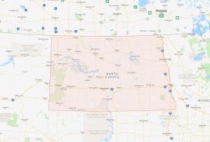 710 Area Code Map