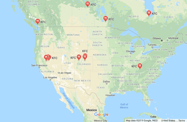 KFC Phone Number - MY AREA CODES on dragon city map, burger king map, taste of country map, chili's map, taco johns map, shoprite map, eastpoint mall map, mcdonald's map, del taco map, best china map, krystal burger map, in-n-out burger map, yum brands map, casey's map, applebee's map, yesterday's map, delivery zone map, ocean's map, northwestern texas map, papa's map,
