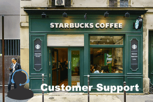 Starbucks Phone Number