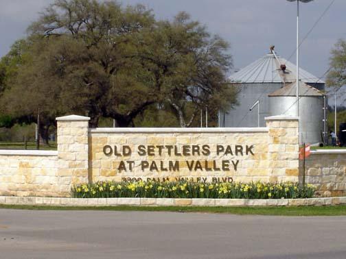 Old Settlers Park