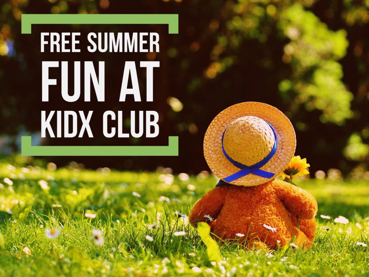 X Marks The Spot For Kid S Summer Fun In Tampa