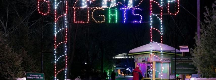 Madison Zoo Lights