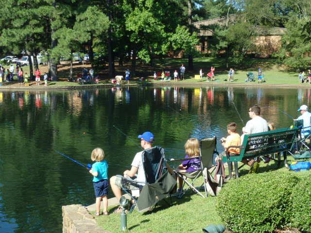 Germantown Lions Club Fishing Rodeo Memphis Tn Jul 4