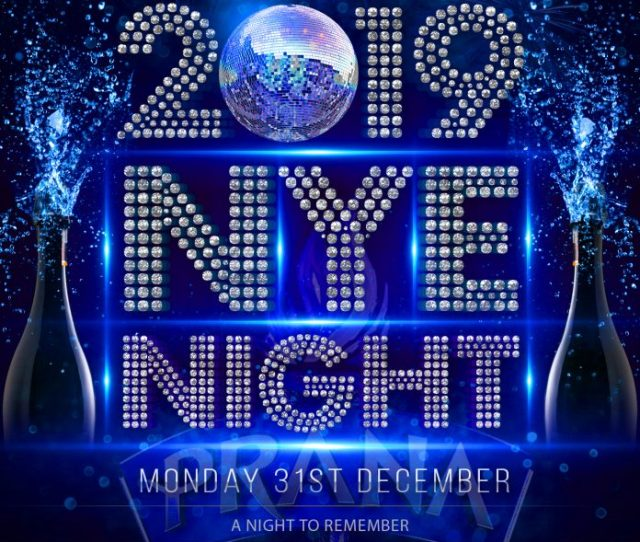 The Hottest New Years Eve Party In Tampa Is At Club Prana Celebrate Nye 2019 At This Glamorous New Years Party 5 Levels Of Partying Including The Rooftop