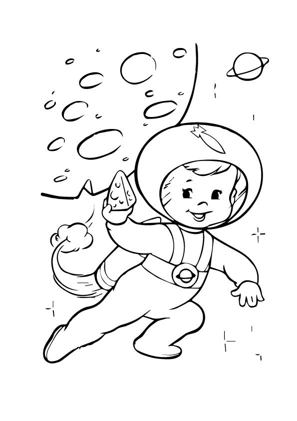 Космос - Космос - Раскраски антистресс