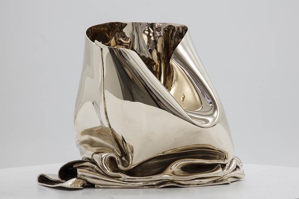 Alyson Shotz Sculptures Myartisreal Spotlight