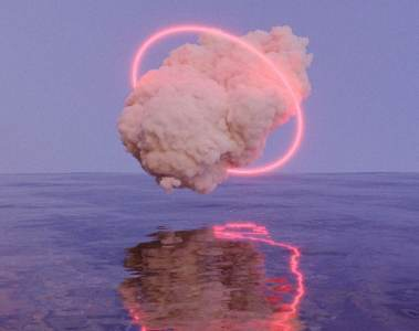 Cloud artworks by Dovneon David Stenbeck Myartisreal Magazine