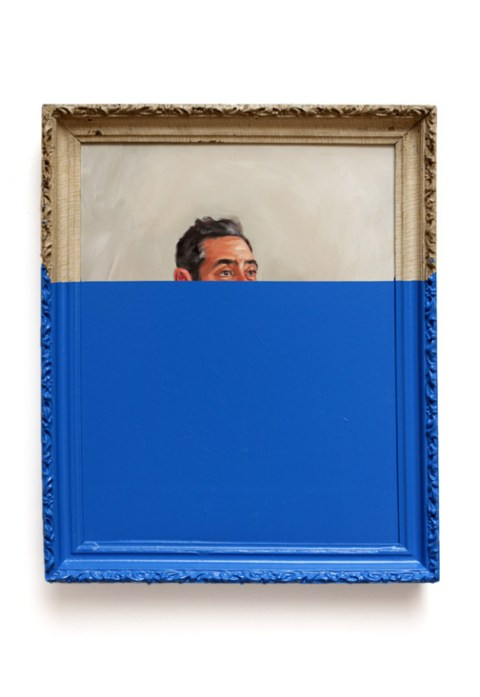 Dipped Paintings By Oliver Jeffers