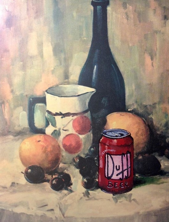 Still life painting By Dave Pollot Myartisreal magazine contemporary art