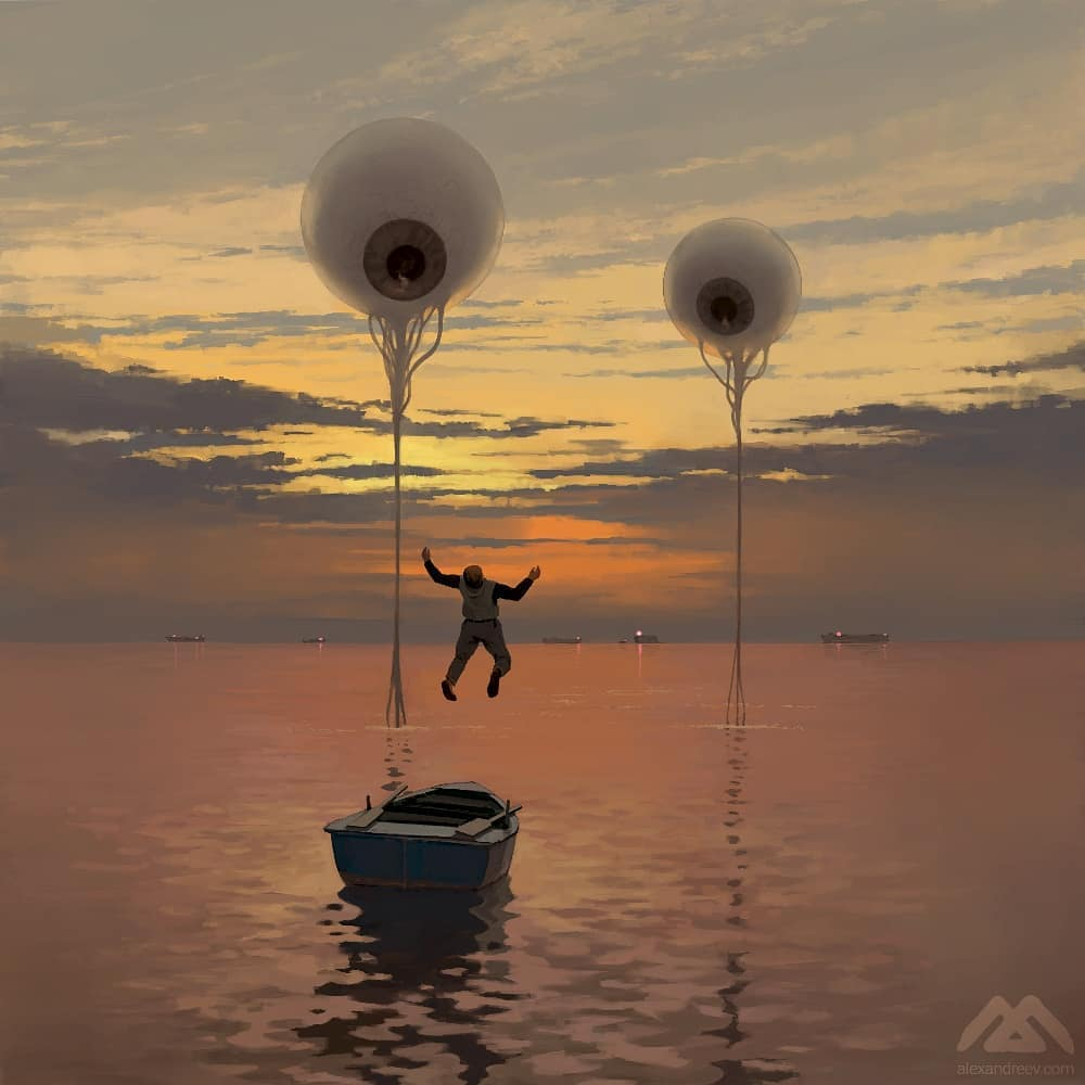 illustrations by Alex Andreev