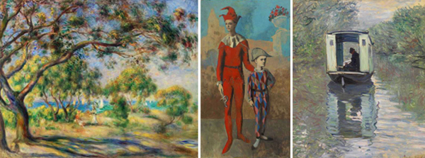 The Curious Case of- 'The Barnes Collection'