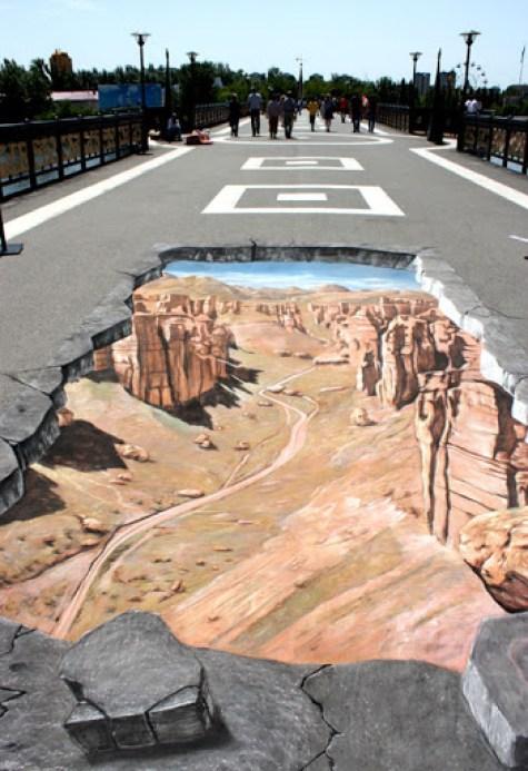 12. street painting