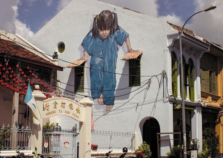 15. The Urban art