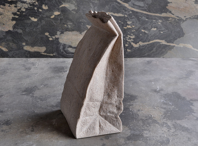 16. Hirotoshi Ito Stone Sculpture